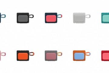 乐享时尚,潮动生活 JBL GO3音乐金砖三代便携式蓝牙音箱精彩上市