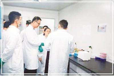 破解基因密码助力癌症早筛(家国情怀报效桑梓(10))