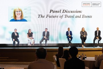万豪国际集团于亚太地区首次举办虚拟混合型会议